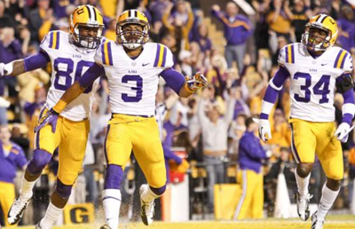 NCAA Football Betting -- Freshman Takes Center Stage as LSU and Wisconsin Meet