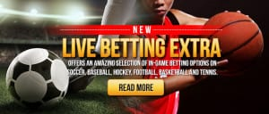 Live Betting Sportsbooks